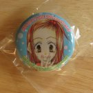 Ribon Manga Hana to Yume Mebius Union Can Badge