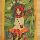 Ribon Manga Gakuen Alice Shitajiki Pencilboard