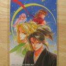 Ribon Manga Tsuki no Shippo Stationary Letter Set Stickers