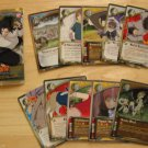 Naruto TCG CCG Fangs of the Snake Booster Pack