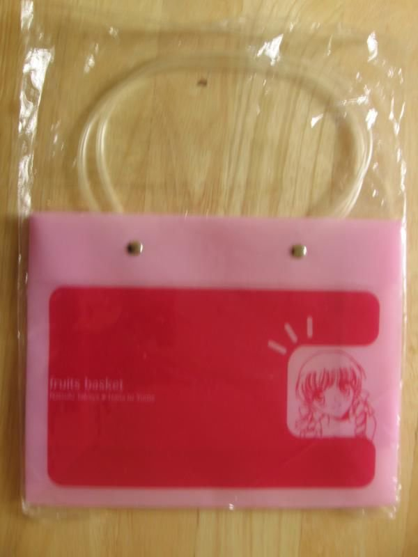 Ribon Manga Fruits Basket Furoku Gift Bag