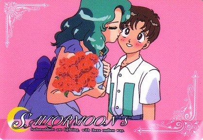 Sailor Moon S Hero 4 Regular Card #452