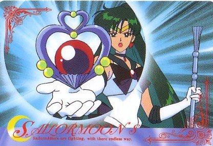 Sailor Moon S Hero 4 Regular Card #413