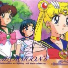 Sailor Moon S Hero 4 Regular Card #418
