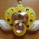 Sailor Moon Cosplay Eternal Moon Transformation Brooch