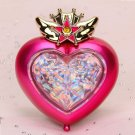Sailor Moon Miniaturely Tablet 3 Compact Key Chain - Chibi Moon Compact