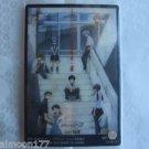 Evangelion Plastic Lawson Chocolate Wafer Card - SP-02 Rei Ayanami & Friends