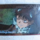 Evangelion Plastic Lawson Chocolate Wafer Card - Metallic C-01 Shinji