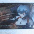 Evangelion Plastic Lawson Chocolate Wafer Card - C-02 Rei Ayanami Eva