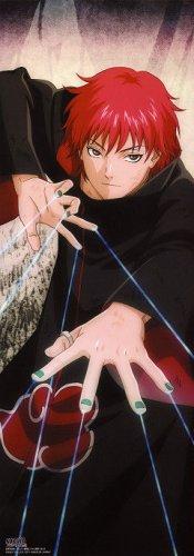 Naruto Shippuden Character Stick Poster Chara-pos - Sasori A