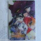 Evangelion Plastic Lawson Chocolate Wafer Card - SP-03 Shinji Ikari