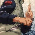 Naruto Shippuden Character Stick Poster Chara-pos - Iruka A