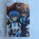 Evangelion Plastic Lawson Chocolate Wafer Card - IC-07 Rei Ayanami