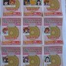 Card Captor Sakura Precious Memories TCG Complete Insert Card Set