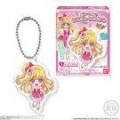 Go! Maho Tsukai Princess Precure Clear Plate Mascot Keychain - Cure Miracle