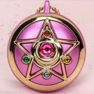Sailor Moon Miniaturely Tablet 3 Compact Key Chain - Crystal Star Compact