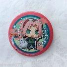Naruto Shippuden Ninkai Taisen Mikuji Dattebayo Fortune Badge - Sakura