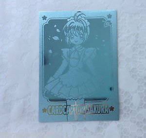 Cardcaptor Sakura Etching Part 3 Special Color Card #101
