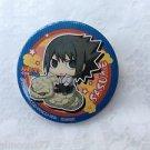Naruto Shippuden Ninkai Taisen Mikuji Dattebayo Fortune Badge - Sasuke