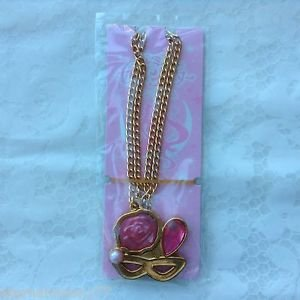 Sailor Moon Crystal Sebon Star Premium Necklace Charm - Moon Tuxedo Mask