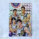 Slam Dunk Hero Collection Card Prism #156 - Ryonan Team
