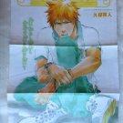 Bleach Small Promotional Flyer Brochure Poster Ichigo