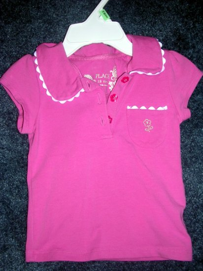 Children's place collared shirt 18 months