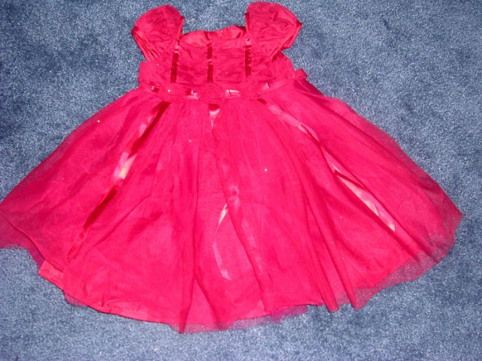 Baby Biscotti tulle dress 12 months