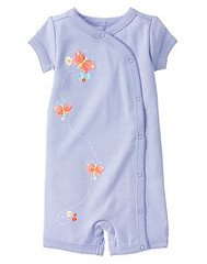 Gymboree butterfly gymmies 12-18