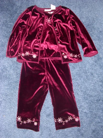 Polly Flinders Holiday outfit 12 months