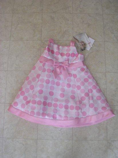 Polka dot dress - NWT 18 months
