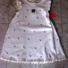 Carter's rosebud dress NWT 24 months