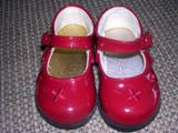 Red shoes sz 4