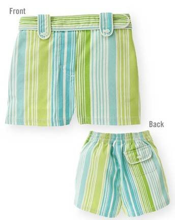 Gymboree Splash shorts 18-24