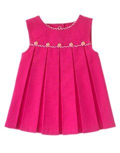 Gymboree Candy Apple pleated top 12-18
