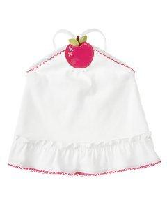 Gymboree Candy Apple halter 18-24
