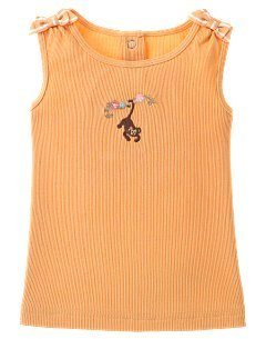 Gymboree Summer Safari Monkey tank 18-24