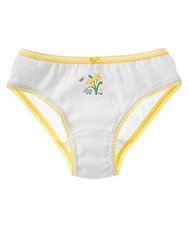 Gymboree Sunflower panties 2t-3t