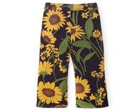 Gymboree Sunflower Fields pants 18-24