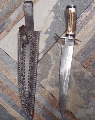 Dakota Style Bowie Knife
