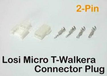 2 Pin Hubsan Battery Connectors