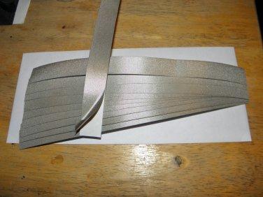 30mm Adhesive EMI/RF Shielding Woven Fabric Strips