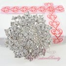 Bridal Vintage Brooch with the look of Victorian BR0007