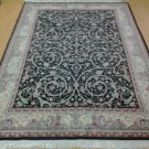 8x12 AUTHENTIC Handknotted SINO PERSIAN AREA RUG VERY BEAUTIFUL GORGEOUS!!!!!!!