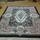 9x13 HANDKNOTTED SINO FRENCH AUBBUSON DESIGN AREA RUG ABSOLUTELY MAGNIFICENT!!!!