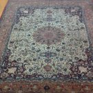 10X12 BREATHTAKING AUTHENTIC HANDKNOTTED SIGNED ANTIQUE PERSIAN BIRJAND RUG !!!!