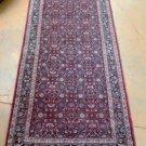 "2'8"" x 27'10"" Handmade Handknotted Indo-Persian Bidjar Runner Rug"