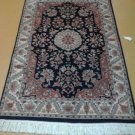 4x6 Authentic Handmade & Handknotted Indo-Sarough Area Rug
