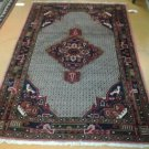 4x6 AUTHENTIC ELEGANT PERSIAN HAMADAN S ANTIQUE HANDMADE HANDKNOTTED AREA RUG !!
