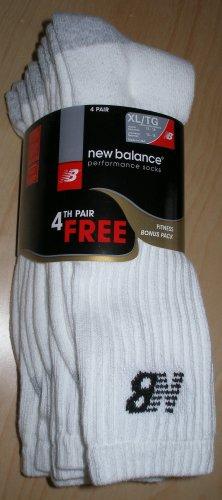 NEW BALANCE PERFORMANCE SOCKS  size XL/TG